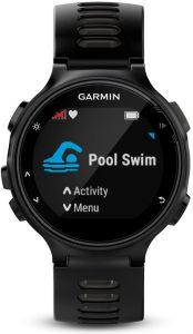 Montre connectée de natation Garmin Forerunner 735XT
