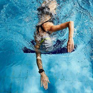 Montre connectée de natation Polar Vantage M